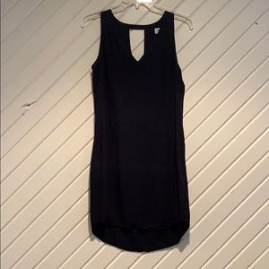 Cute black dress perfect for dressy or casual